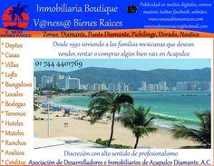 Acapulco su mejor opción en su inversion