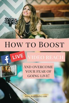 Boost Facebook live