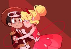 star vs the forces of evil Starco Comics, Red String Of Fate, Red Water, Couple Cartoon, Blood Moon, Star Butterfly, Love Stars, Force Of Evil, Star Wars