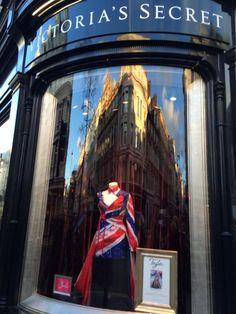 Victoria's Secret Fashion Show 2013 - Dress On Display In London.