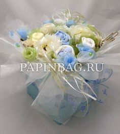 Babybouquet - best gift for the birth of a baby