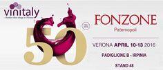 #vinitaly2016 #verona #irpinia #fonzone #vinofonzone