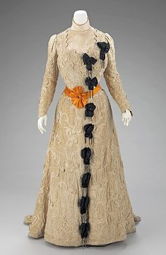 House of Worth | Afternoon dress | French | The Met