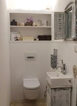 1000 images about unser resthof on pinterest shabby chic buffet and shabby - Wc chic ...