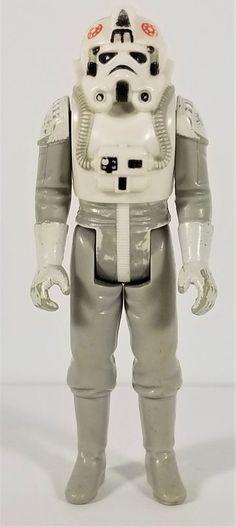 AT-AT Commander 1980 STAR WARS Complete VINTAGE Original B5 MAIL AWAY Kenner Bag