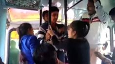 When three men began harassing two sisters on a bus in India, the last thing they expected was the girls striking back, beating their attackers with belts, while other passengers sat idle. The video went viral and prompted police to arrest the assailants. Aarti, 22, and Pooja, 19, were returning from Rohtak College to the […]