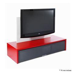 """249.99 € ❤ Les #Meubles pour #TV - ERARD GEORGE #Meuble Support TV rouge vif - Tailles d'écran acceptées : de 30 à 55"""" (76-140cm) ➡ https://ad.zanox.com/ppc/?28290640C84663587&ulp=[[http://www.cdiscount.com/high-tech/accessoires/erard-george-rouge-meuble-support-tv-30-a-55-7/f-1062806-era3185280025039.html?refer=zanoxpb&cid=affil&cm_mmc=zanoxpb-_-userid]]"""