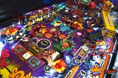 Any Batman fans have one of these in their home? If you or someone you know is in need of pinball repairs contact me at pinwiz19bob@gmail.com #pinball #pinballmachine #pinballgame #gane #repairs #restore #retro #oldschool #pinballwizard #passion #entreprenuer #fun #drpinball #DC #comics #Batman