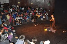 Varios destacados Artistas del Teatro, la Actuación, el Humor, compartieron su arte con el público que disfrutó de su talento, en Hecho en Casa, la Fiesta de la Cultura.