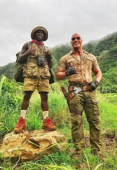 8 Times The Rock Mercilessly Terrorized His Jumanji Costars