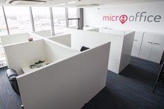 Mikrobiura Business Link Kraków to doskonałe miejsce do pracy gwarantujące spokój i prywatność.