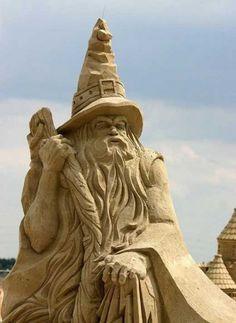 just amazing Sand Art