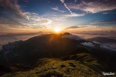 Lantau Peak Sunrise