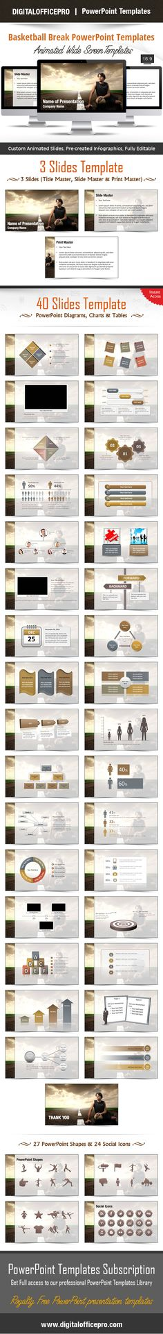 Bulb PowerPoint Template Backgrounds Bulbs, Of and Shape - basketball powerpoint template