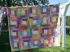 Learn How to Machine Quilt Big Projects on Your Home Sewing Machine