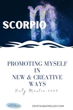 Would you like to know what July has in store for Scorpio? Learn everything you need to know about your zodiac sign with a professional astrologer. *** #astrology #astro #planets #signs #mantras #inspiration #future