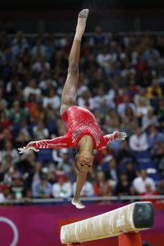 gabby olympic gymnast