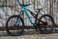 Rocky Mountain Altitude Carbon 2018 - Zipfelklatsche's Bike Check - Vital MTB