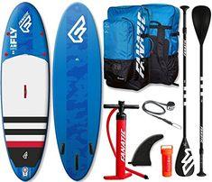 Boote #Bootszubehör #Camping #Kajak #Kajaks #Kanu #Paddel #Paddle #SUP #Surfboards #Surfen #Wassersport #WellenreitenFanatic #Fly #Air #inflatable #9.8 #SUP #Stand #up #Paddle #Boar
