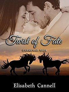 Book 1. Romantic Suspense,  Australian Rural Romance.   Twist of Fate: Carmichael Saga