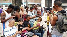 Internet en Cuba es cada vez más masiva
