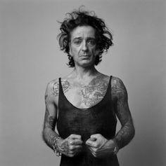 Alberto García-Alix, Autorretrato. Mi lado femenino, 2002