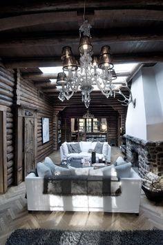 Scandinavian/Nordic Rustic Design