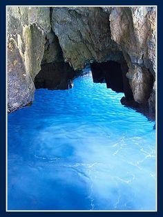 Grotta Azzurra, Marina di Camerota, Italy Copyright: Dario Marizza