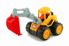 Amazon.com: Little Tikes Dirt Diggers 2-in-1 Excavator: Toys & Games