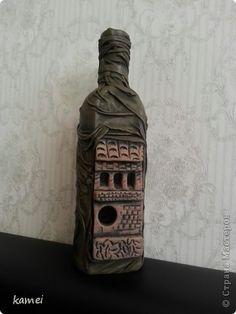 Декор предметов Лепка Моделирование конструирование воздушные замки Тесто соленое Ткань фото 5