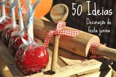 50 Ideias para decora��o de festa junina