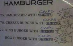 30 Menu Fails That Will Ruin Food Forever