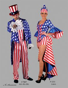 easy 4th of july costumes
