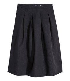 Crinkled skirt | Product Detail | H&M
