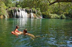Bonito - Banho e cachoeiras 01