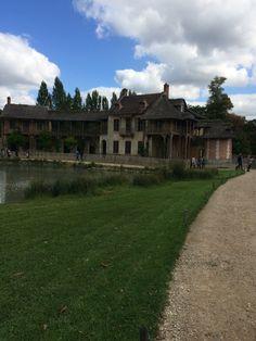 Queens hamlet Versailles