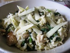 Risotto Dishes, Rice Dishes, Slow Cooker, Gluten Free, Meals, Cooking, Ethnic Recipes, Om, Drinks
