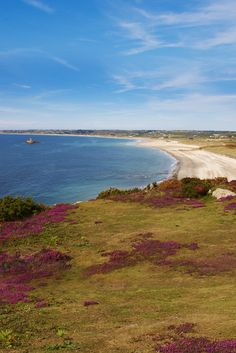 Beautiful view from St. Ouen overlooking the Atlantic Ocean in Jersey, Channel Islands Channel Islands, Atlantic Ocean, Amazing Photography, Travelling, Coast, Around The Worlds, Chanel, Explore, City