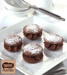 Pastelitos de chocolate                                                                                                                                                                                 Más