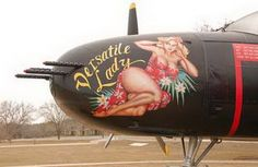 Navy Airplane Pin Up Girls Inspiration Aircraft Nose Art Fieldey Custom Art Nose Art, Comic Art, B 17, Plane Photos, Aircraft Painting, Airplane Art, Vintage Airplanes, Aviation Art, Aviation Humor