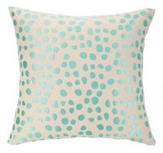 Ocean Pebble Pillow