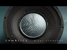 So, when you watch the video and see web-work patterns driven onto undulating surfaces, or beats turned into expanding water spirals, remember that you're seeing mathematics made manifest. What you're seeing already existed before the music even started, because it first existed as mathematical relations that have always existed and have always been true.