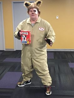Spaceballs – The Halloween Costume – BARF!... Coolest Halloween Costume Contest