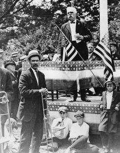 President Teddy Roosevelt, Georgetown, DE