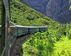Perurail. Come to Peru and fall in love with our country...