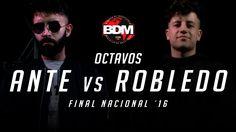 Ante vs Robledo (Octavos) – BDM Barcelona 2016 España -  Ante vs Robledo (Octavos) – BDM Barcelona 2016 España - http://batallasderap.net/ante-vs-robledo-octavos-bdm-barcelona-2016-espana/  #rap #hiphop #freestyle