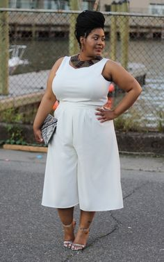 plus size culottes | Love Affair With Culottes