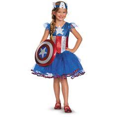 DISGUISE COSTUMES REF: 69713 AMERICAN DREAM TUTU PRESTIGE - Incluye vestido y diadema. El escudo se vende por separado. PRECIO COLOMBIA: 135.000