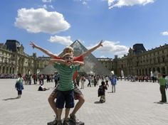 Is Paris on your families bucket list? Here are some great tips on visiting the Louvre with kids.