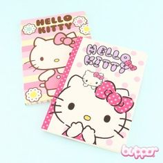 Hello Kitty Daily Journal Notebook